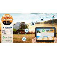 Системы мониторинга AgroVision и инновационное оборудование Bitrek Connect на Битве Агротитанов